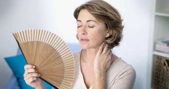 Menopausia y Alimentació Menopausa i Alimentación