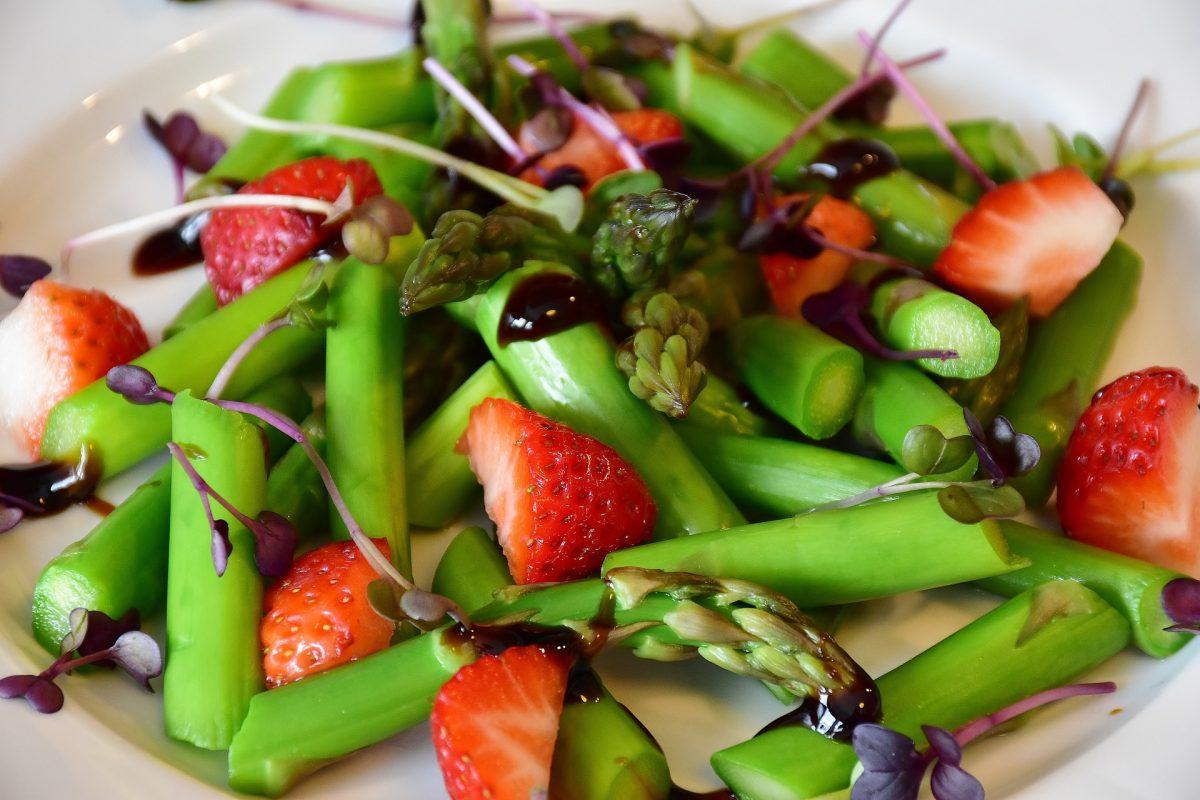 alimentos de primavera que ayudarán a depurar